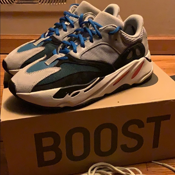 Yeezy Boost 70 Wave Runners Size 8 Mens